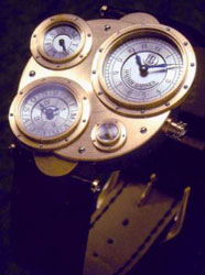 Halter Barnes - Time Machine watch