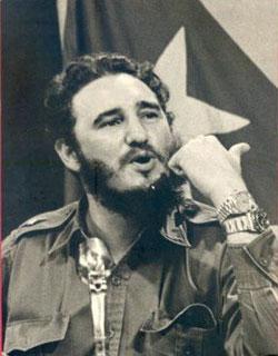 Celebs watches: Fidel Castro - Rolex