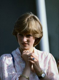 Celebs watches: Princess Diana Patek Philippe