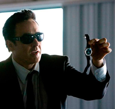 Watches in movies: 2012 (2009)