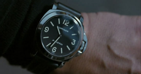 Watches in movies: Dead Man Running (2009)