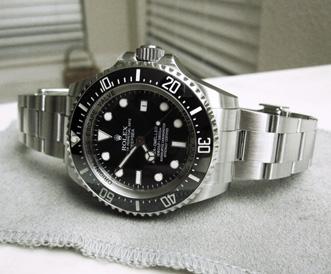 Rolex DSSD 16600