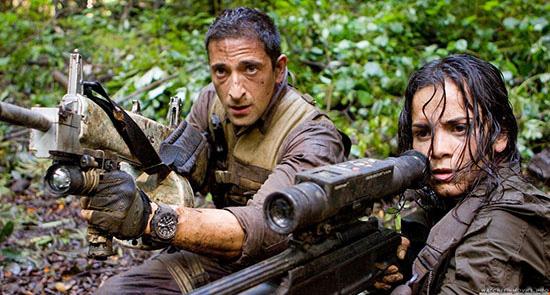 Watches in movies: Predators (2010)