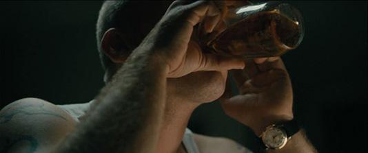 Watches in movie: Messenger  (2009)