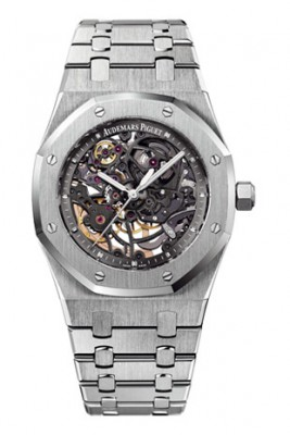 Audemars Piguet Royal Oak Skeleton Steel