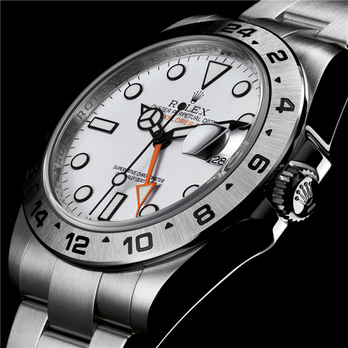 Rolex Explorer Ii Review. the Rolex Explorer II.