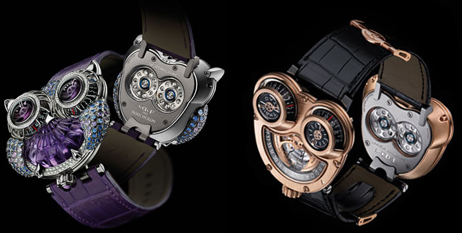 Boucheron's JwlryMachine vs MB and F's HM3 - Jewelry Against Hi-tech