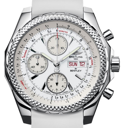 Breitling for Bentley GT Racing Ice watch