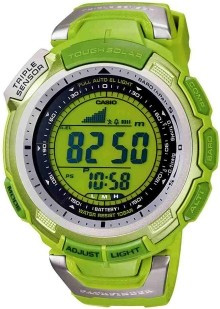 New Casio Pathfinder PRG110C-3 - Go Green This Summer