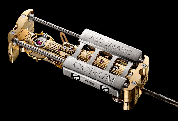 Corum Golden Bridge Automatic - Caliber C0313