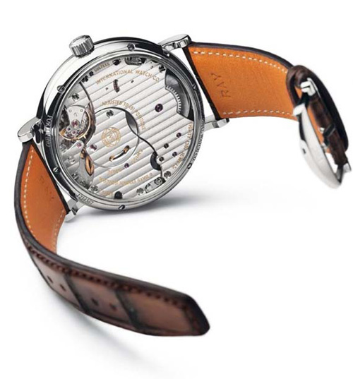 New IWC Portofino Hand-Wound Eight Days watch