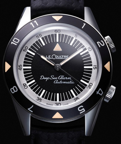 Jaeger-LeCoultre Memovox Tribute to Deep Sea for US (359 pieces)