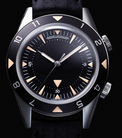 Jaeger-LeCoultre Memovox Tribute to Deep Sea for Europe (959 pieces).
