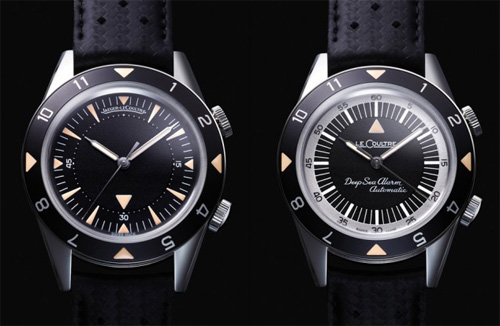 Jaeger-LeCoultre Memovox Tribute to Deep Sea Limited Edition