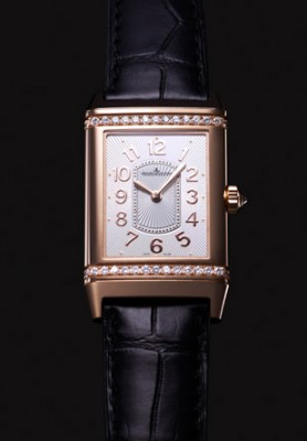 Jaeger-LeCoultre Reverso Reverso Ultra-Thin Watch Rose
