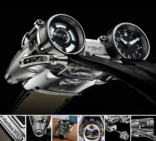 Horological Machine No4 by MB F Thunderbolt - Thunderbolt In Action