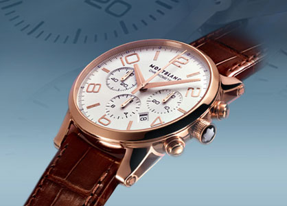 Montblanc - Timewalker Automatic Chronograph Watch Review