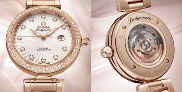 Omega Ladymatic watch collection