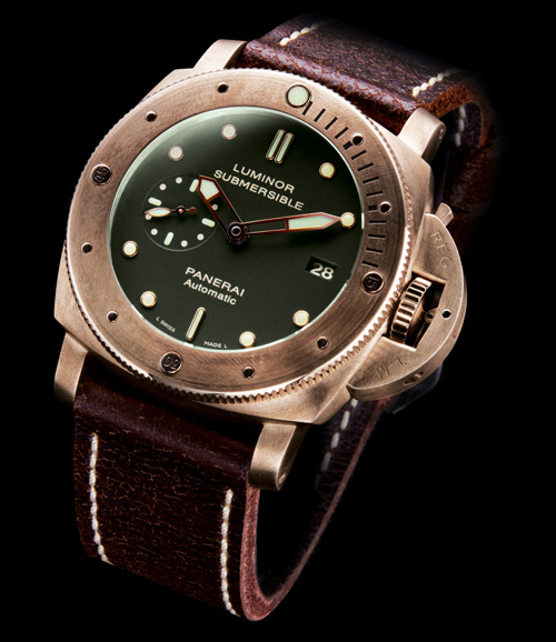 SIHH 2011 Panerai Luminor Submersible 1950 3 Days Automatic