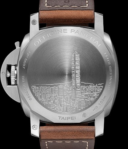 Panerai Limited Edition Watch - Luminor 1950 10 Days GMT Taipei
