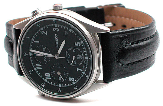 RAF-issued Seiko military watch
