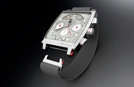 TAG Heuers Art of Watchmaking competition - Second