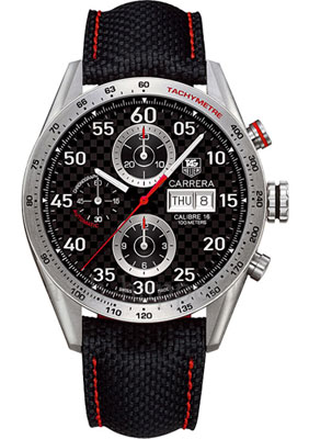 Latest Tag Heuer Carrera Calibre 16 Automatic Chronograph