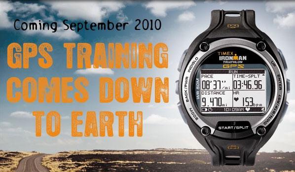 Timex Ironman Global Trainer Bodylink System Watch
