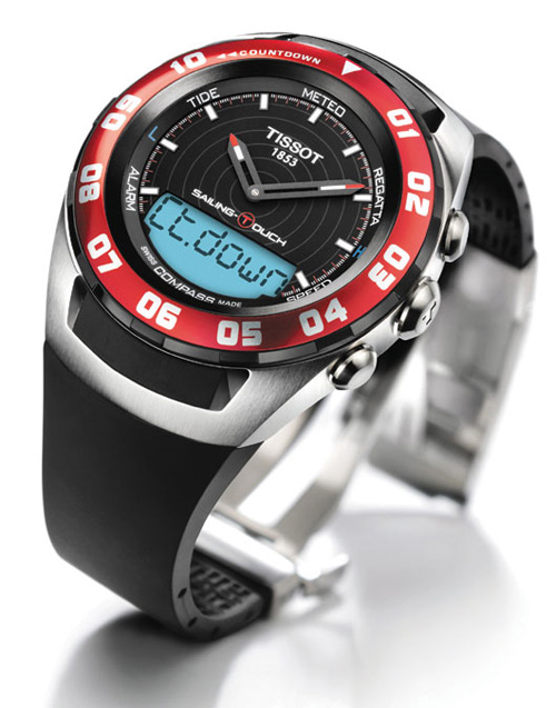 Tissot Sailing-Touch Gent watch