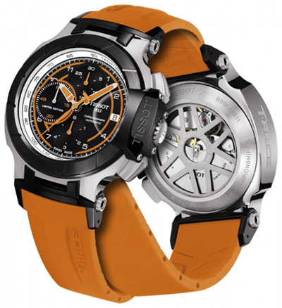 Tissot New T-Race MotoGP Limited Edition watches 2011