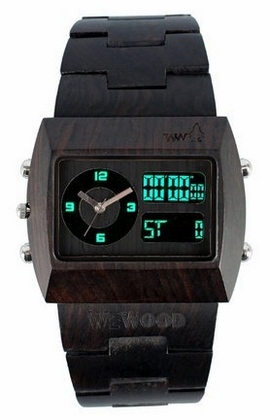 Wooden Wristwatches from WeWood