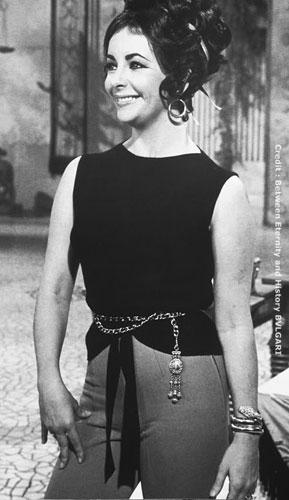 The Cleopatra - Elizabeth Taylor - Bulgari Serpenti bracelet watch