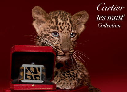 cartier les must collection watches