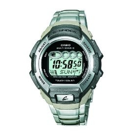 Casio Men's G-Shock Solar Atomic Watch - Now and Forever