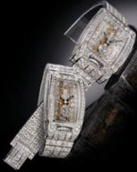 Golden Bridge Watches from Corum for Neiman Marcus
