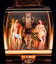 Golden Bridge Adam and Eve Watch: