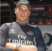 Omega Honors America's Cup Victorious Team with New Chronograph