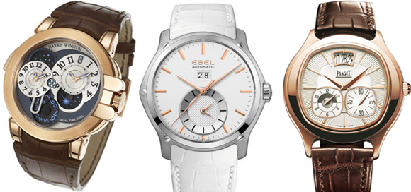 Watch term - Dual-time-watches