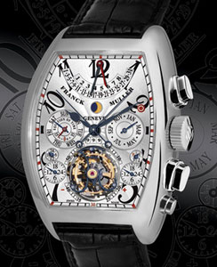 The history of Franck Muller watches