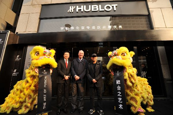Jet Li is a New Ambassador of Hublot