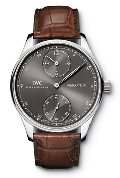 IWC Portuguese Regulateur watch - Portuguese line