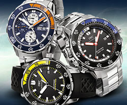 IWC Aquatimer 2009 - The Aquatimer Deep Two