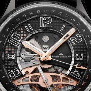 Jaeger-LeCoultre Amvox 3 Tourbillon GMT