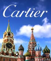 Cartier Visits Kremlin