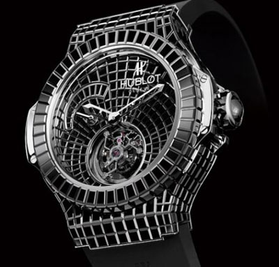Hublot - Black Caviar Bang