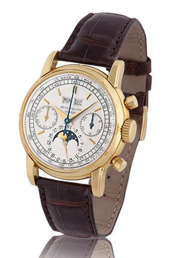 Patek Philippe - Model 2499 First Series