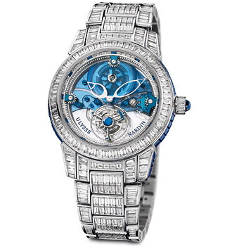 Ulysse Nardin - Royal Blue Tourbillion