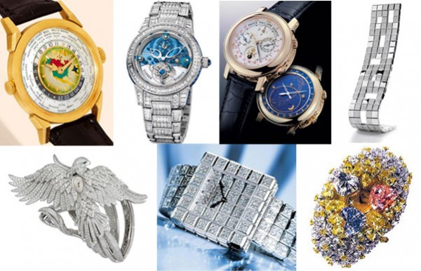 Most expensive wristwatches that costs over 1 million dollar
