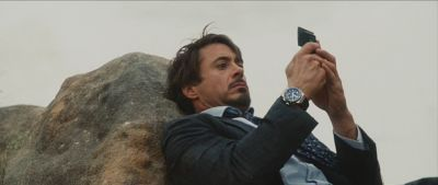 watches in movie - IronMan-Bvlgari