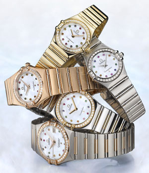OMEGA Constellation watch collection